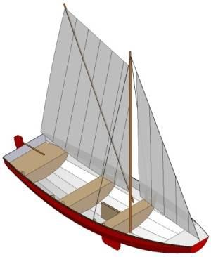 how to build a cheap boat