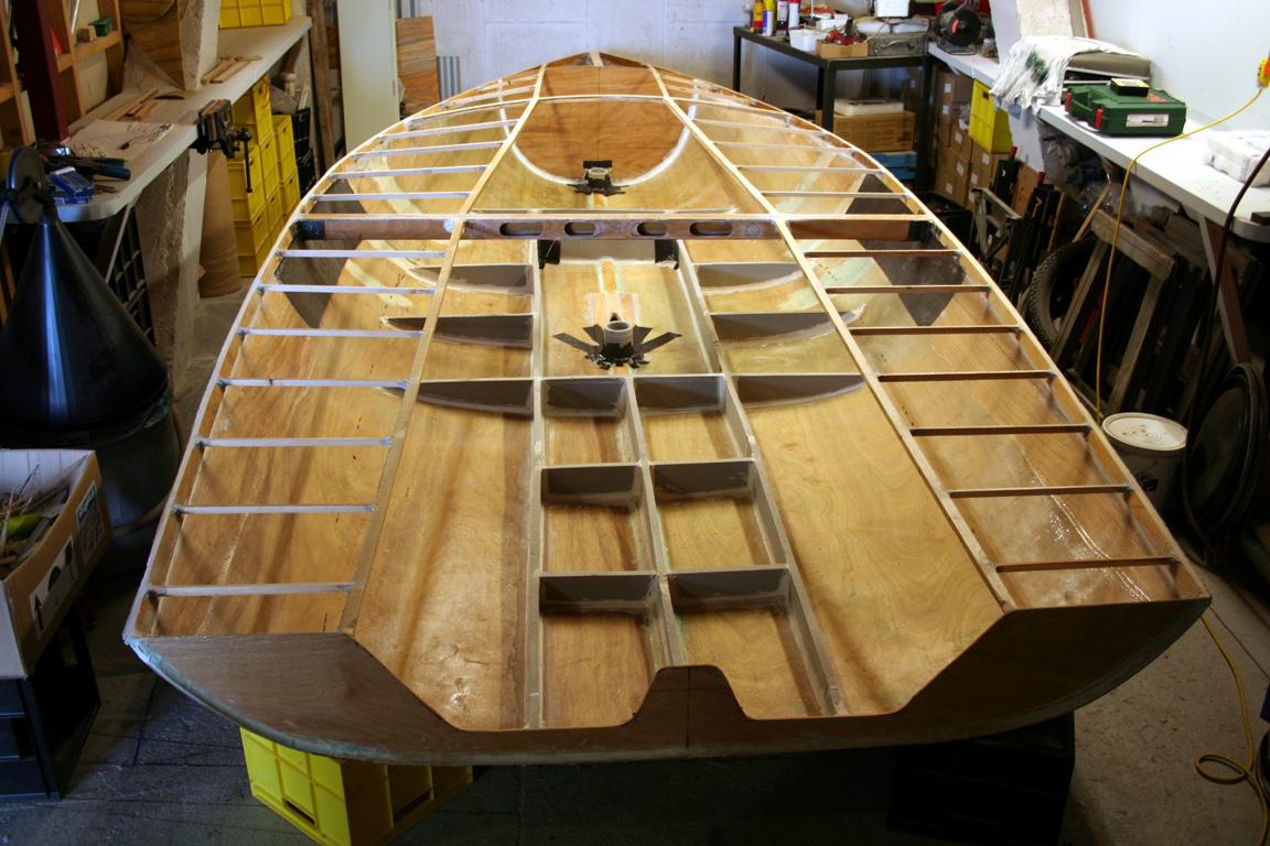 wooden launch plans