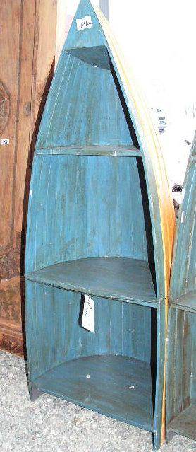 Boat Shaped Bookcase Sydney