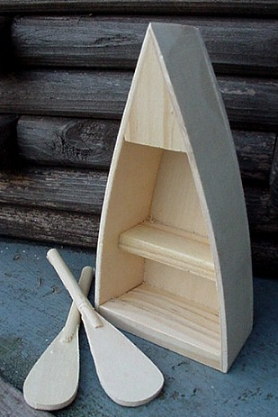 Boat Shelf How To DIY Download PDF Blueprint UK US CA Australia Netherlands. | DIY Small Wood Boat