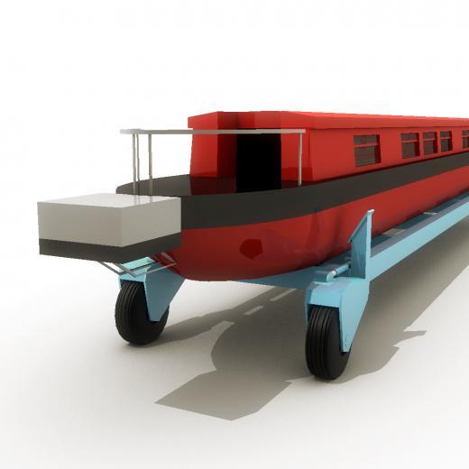 boat rocking horse plans