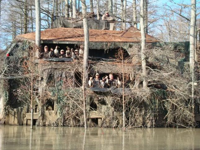 Willie Boats For Sale >> Duck Hunting Blinds Plans How To DIY Download PDF ...