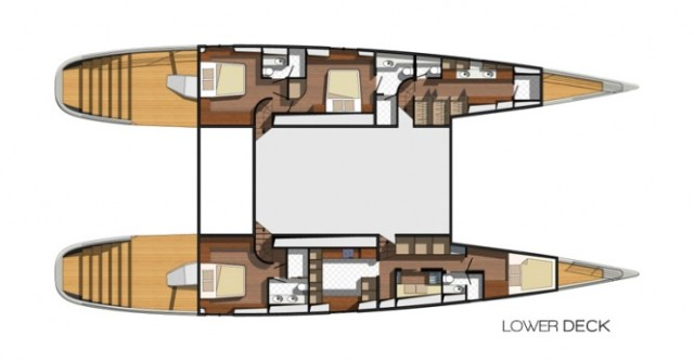 Free Model Boat Plans Catamaran How To DIY Download PDF Blueprint UK ...