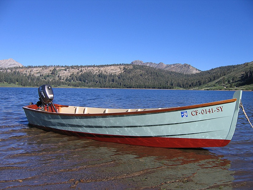 Small Skiff Boat Plans