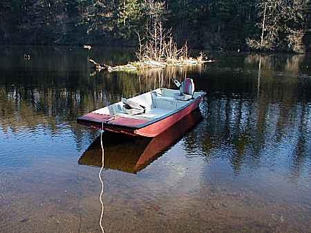 For Free Plywood flat bottom canoe ~ A. Jke