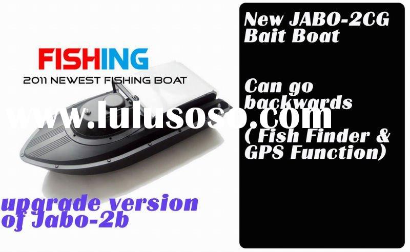 Build a bait boat plans