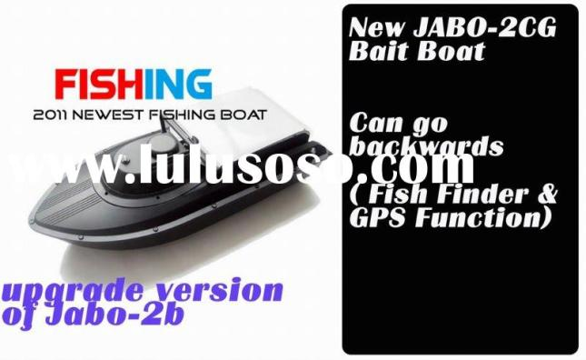 How To Build A Bait Boat Plans