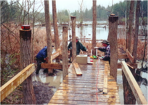 Florence g nice boat blinds plans for duck hunting for Homemade hunting blinds