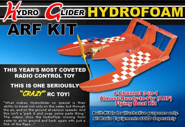 hydroplane boat kit
