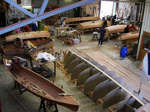 jon boat plans wooden