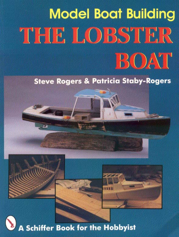 Landscape design plans: Model fishing boat plans