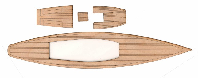 Model Ship Designs Layouts