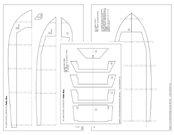 plywood stitch and glue boat plans
