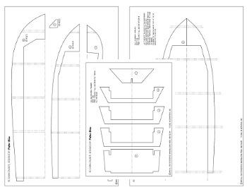 balsa wood boats plans