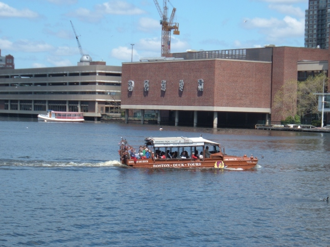 Models Of Duck Boats