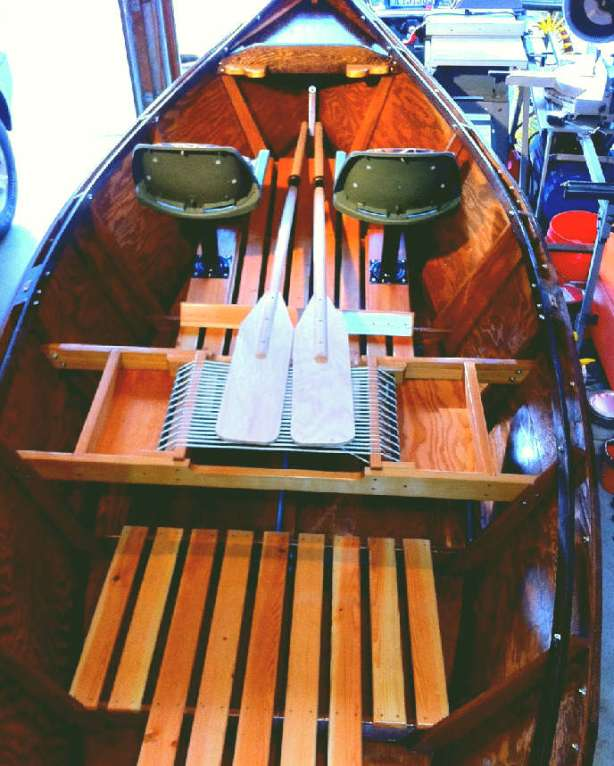 wood drift boat kits