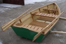 how to build boat