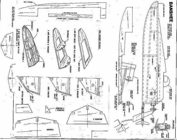 plans woods boats