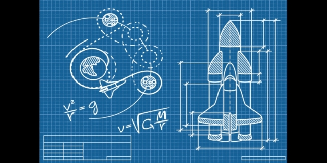 Ship Blueprint Activity For Kids
