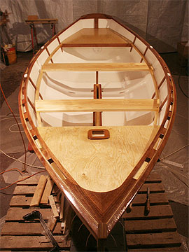 sailing skiff designs