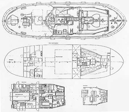 Simos small boat design for beginners for Boat house blueprints