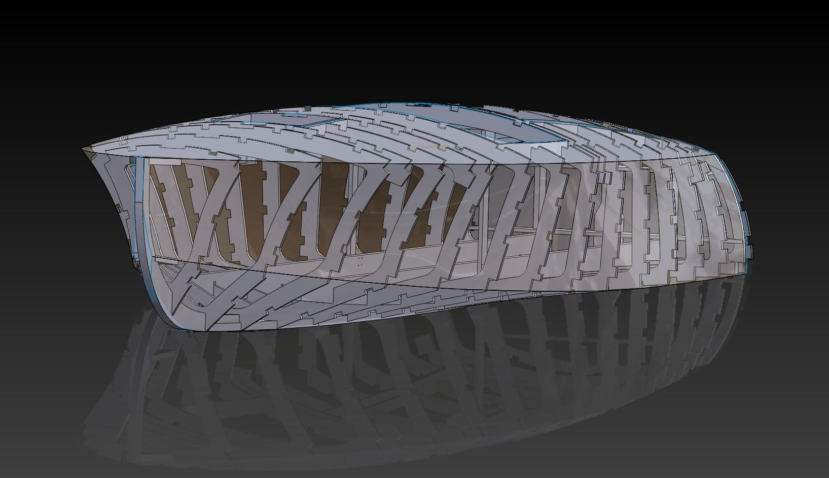 Aluminium ski boat plans