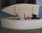 Wooden Boat Book Shelves The Faster & Easier Way How To DIY Boat
