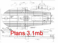 Wooden Hydroplane Plans